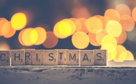 Christmas Scrabble - Mary-Rose McLean